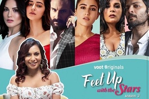 Photo of Feet Up with the Stars Season 3 25th July 2021 Online Episode 2 Video Update